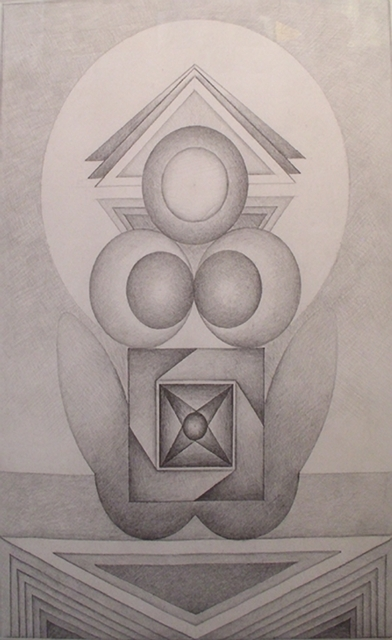 , 'Untitled (Pencil Drawing 1),' , Aicon Gallery