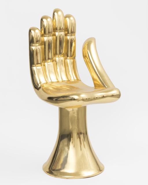 , 'Akhenaton's hand,' 2016, M+B