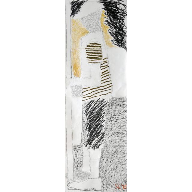 , 'In Transit,' 2015, Carter Burden Gallery