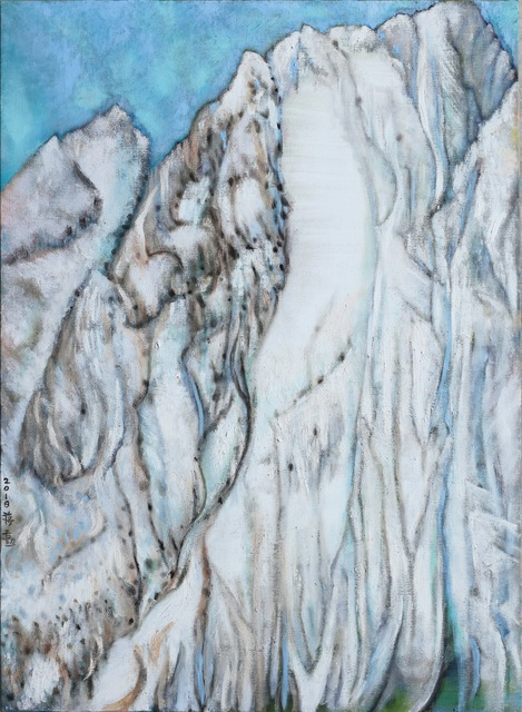 , '雪,' 2018, Asia University Museum of Modern Art