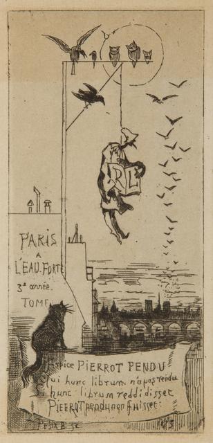 , 'Pierrot Pendu,' 1875, Childs Gallery