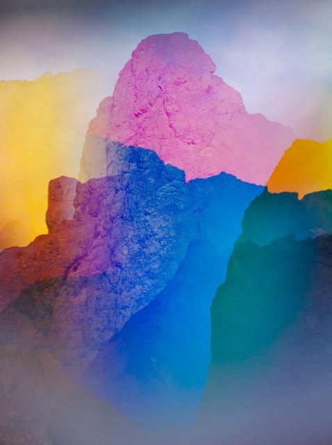 , 'Psychscape  602  (White  Rock  Canyon,  AZ),' 2018, CULT | Aimee Friberg Exhibitions
