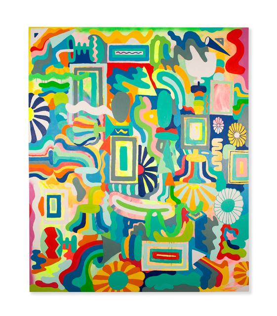 , 'The Garden,' 2016, Garis & Hahn