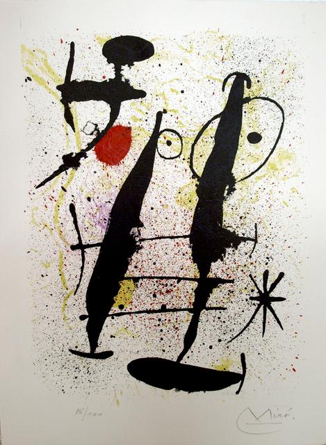, 'Dans le rivière basse,' 1967, Galerie Raphael