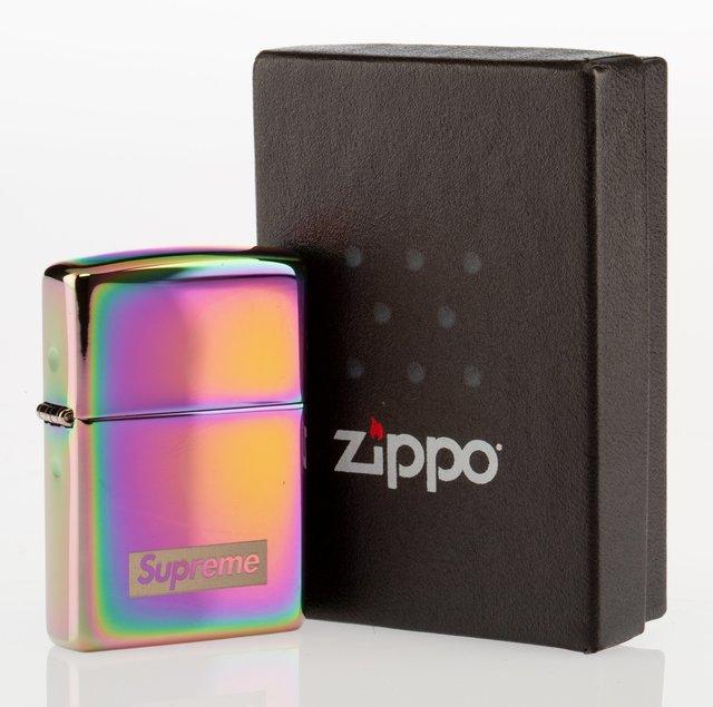 Supreme X Zippo, 'Spectrum Lighter', 2016, Heritage Auctions