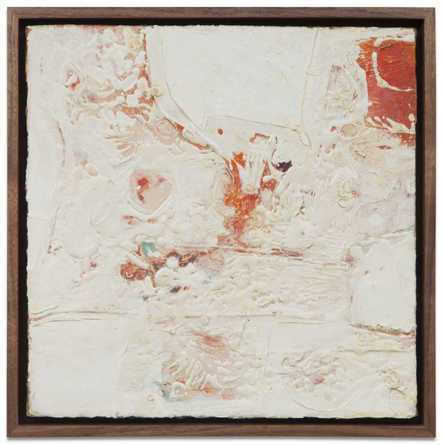 , 'UNTITLED (ABSTRACT OVER ORANGE),' 1957, Kohn Gallery