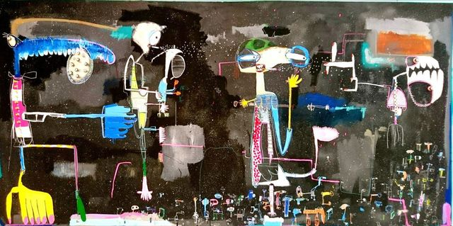 , 'Universo,' 2017, Galeria Casa Cuadrada