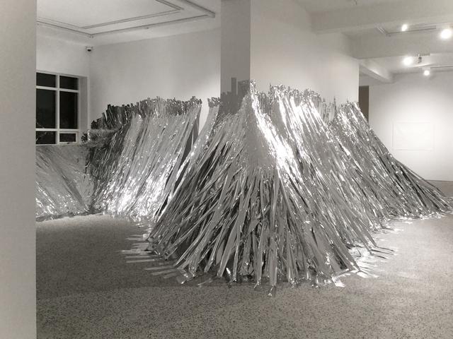 , 'Raumzeichnung (Berg),' 2017, BERG Contemporary