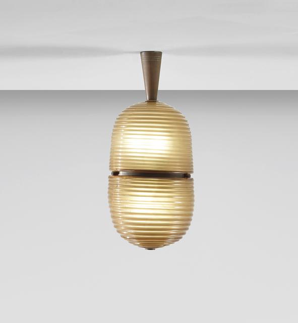 Gio Ponti, 'Ceiling light, model no. 5254', 1931-1935, Phillips