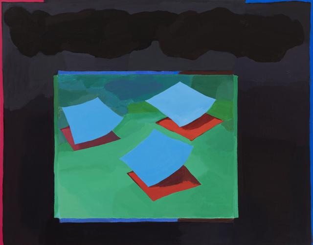 , 'Coming the Painterly III,' 2018, Hakgojae Gallery