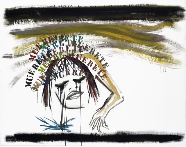 , 'Untitled (Muérete, Muérete, Muérete),' 2007, Cosmocosa