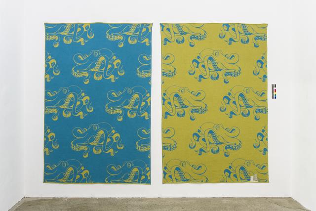 , 'GOLD FISH,' 2016, Galerie Elisabeth & Klaus Thoman