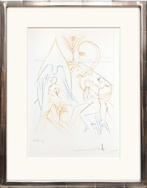 Salvador Dalí, 'L'arbre de vie. (The Tree of Life.)', 1974, Peter Harrington Gallery