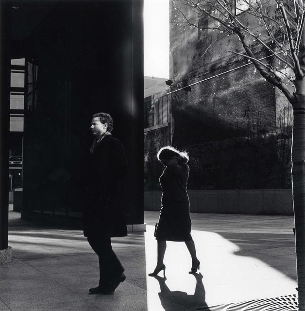 , 'City Whispers, Philadelphia,' 1983, Laurence Miller Gallery