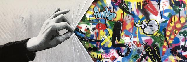 , 'Pull back,' 2018, NextStreet Gallery