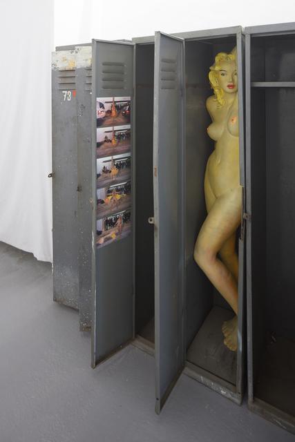 Lenka Klodová, 'Locker Room', 2002, FUTURA Centre for Contemporary Art