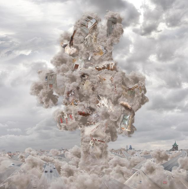 , 'Paisaje del futuro nº19,' 2011, Ansorena Galeria de Arte