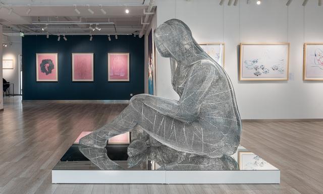 Tess Dumon, 'Bliss', 2019, Galerie Dumonteil