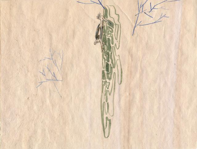 Youjin Yi, 'Specht', 2019, Galerie Britta von Rettberg