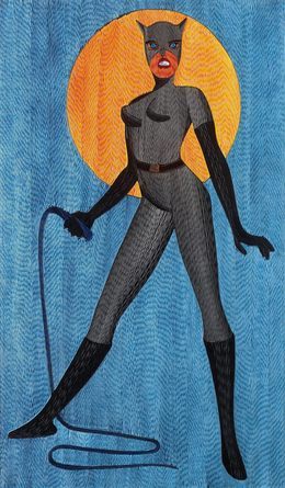 , 'CATWOMAN,' 2013, Galerie Laurent Strouk