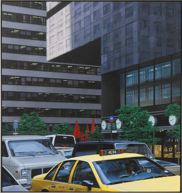, '57th and Madison,' 2005, Bernarducci Meisel Gallery