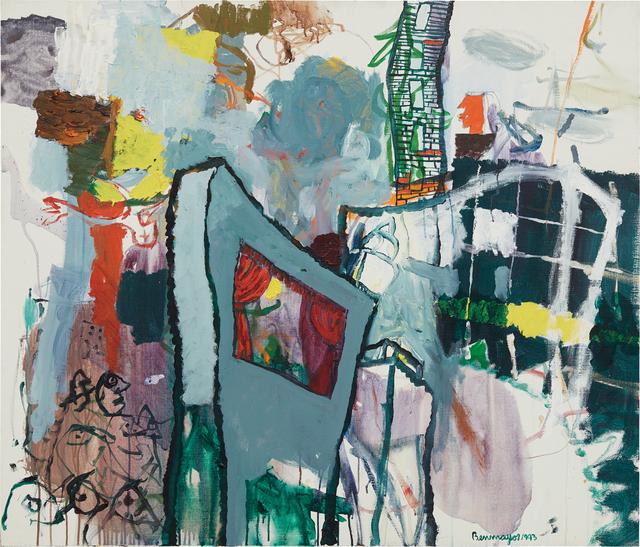 SAMY BENMAYOR, 'Untitled', 1993, Phillips