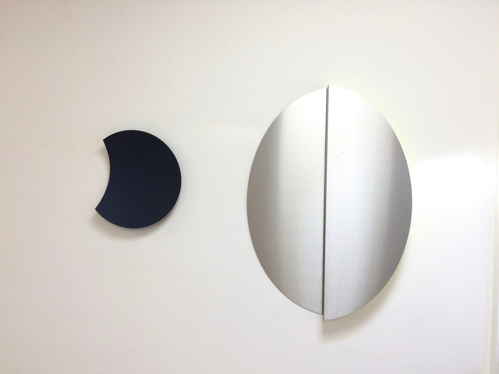 Works of Heiner Thiel and Michael Post
