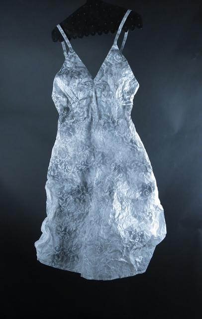 , 'Stenciled Slip,' 2012, Carrie Haddad Gallery