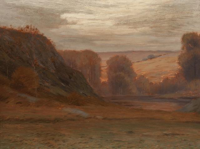 Leonard Ochtman, 'Spirit of Fall', Private Collection, NY