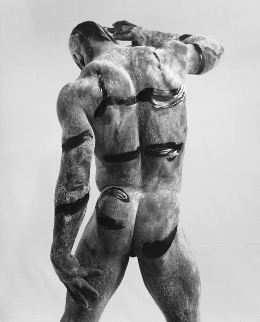 George Dureau, 'Battiste Painted', 1989, ClampArt