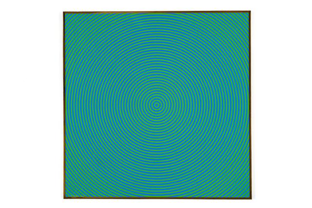 , 'Bleu + Vert = Jaune,' 1965, Art Mûr