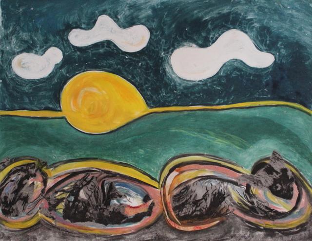 Cecilia Rossey, 'Earth Alive', 2017, Miller White Fine Arts