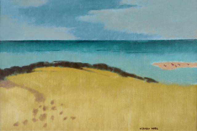 , 'Gulls on the Bar,' 1985, Debra Force Fine Art