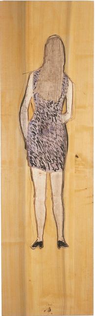 , 'Rückenrelief Frau,' 1997, Galeria Senda