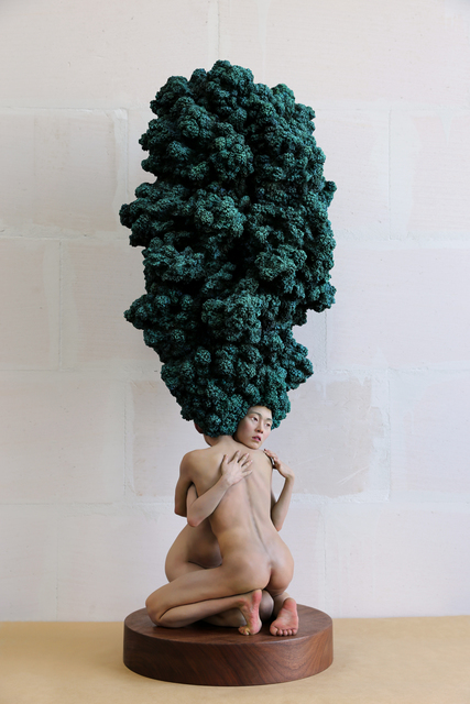 , 'Dreamers (Green),' 2015, CHOI&LAGER