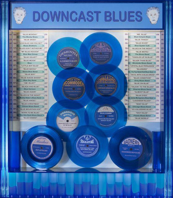 Jerry Meyer, 'Downcast Blues', 2013, Denise Bibro Fine Art