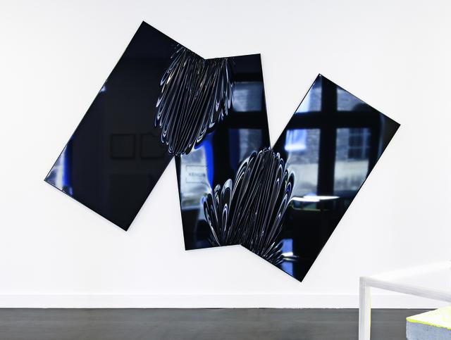 , 'Untitled, Géométrie Immatérielle,' 2014, Galerie Paris-Beijing