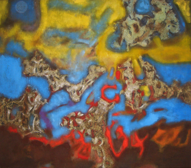 , 'Carib Ritual IV, ,' 1973, October Gallery