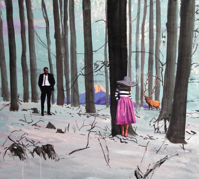 , 'Tiempo de silencio ,' 2016, Victor Lope Arte Contemporaneo