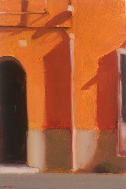Connie Hayes, 'Heat in Civita', 2015, Painting, Oil on canvas, Dowling Walsh