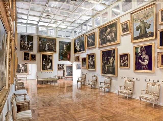 , 'Treasure Rooms of the Depositi Della Galleria Borghese - Roma,' 2014, Robert Mann Gallery