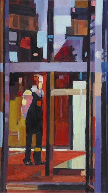 , 'Door,' 2015, Gudberg Nerger