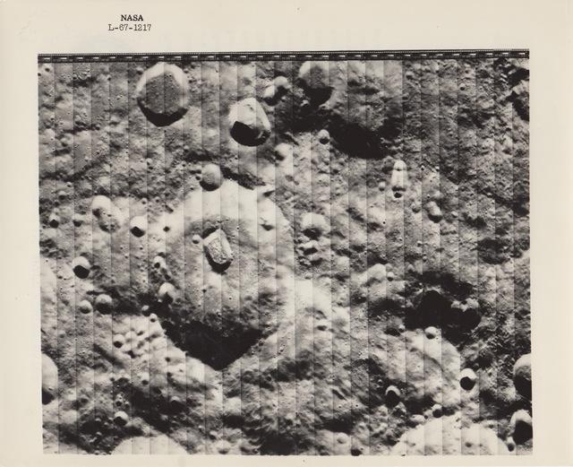 , 'Lunar Orbiter,' 1965, Jason Jacques Gallery
