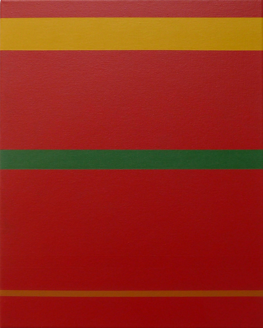 Frank Badur, '#11-03', 2011, Painting, Oil and alkyd on canvas, Margaret Thatcher Projects