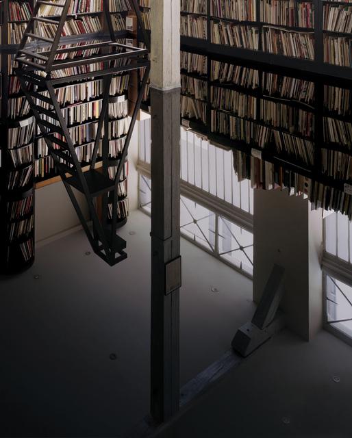 Per Barclay, 'RueVisconti 6', 2010, Photography, Oil room, digital colour photograph, Giorgio Persano