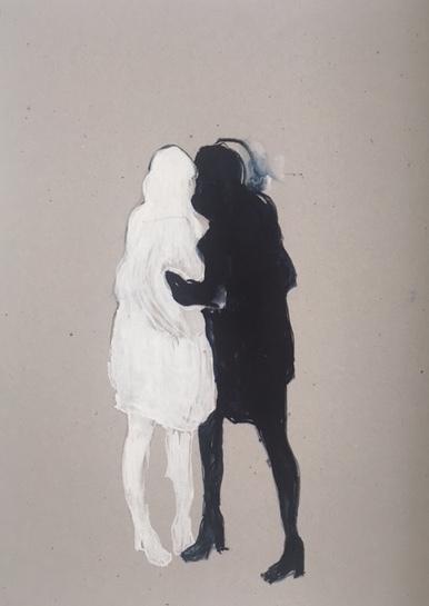 , 'Paar,' 2018, Galerie SOON