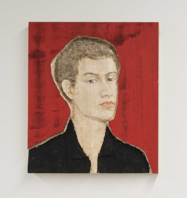 , 'Kopfrelief Mann,' 2017, Deweer Gallery