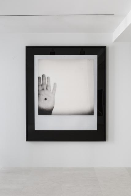 , 'Hand with Spot K,' 2001, Galeria Solo / Eva Albarran & Christian Bourdais