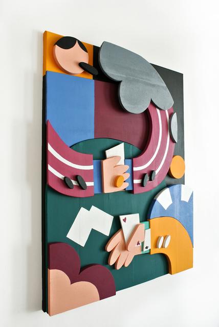 , 'Cheater,' 2018, Galerist