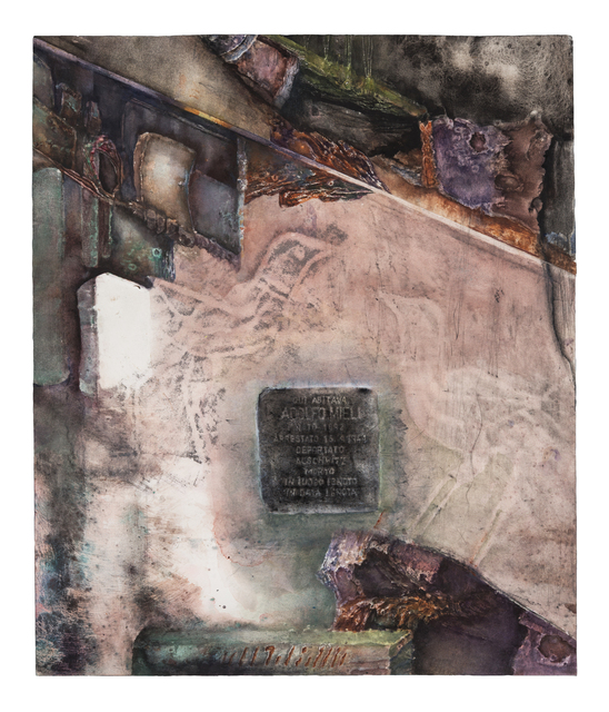 Thomas Lyon Mills, 'Qui Abitava ', 2015-2018, Ricco/Maresca Gallery